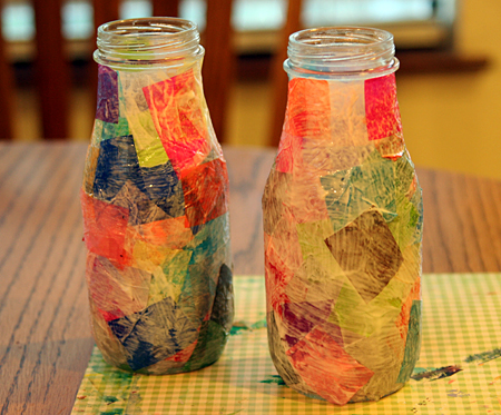 Craft Ideas Vases on Let S Explore Shows A More Kid Centric And Colorful Version