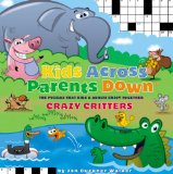 Kids Across Parents Down Crossword Book