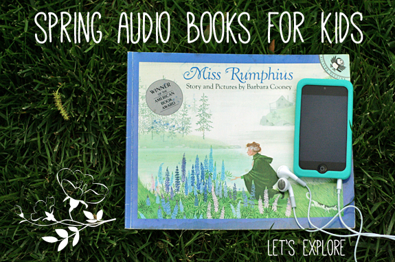 Spring Audio Books for Kids | Let's Explore
