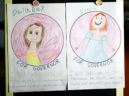 K 11 Poster Campaign Posters For Kids Election day posters - let's explore
