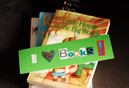 bookmark crafts for kids