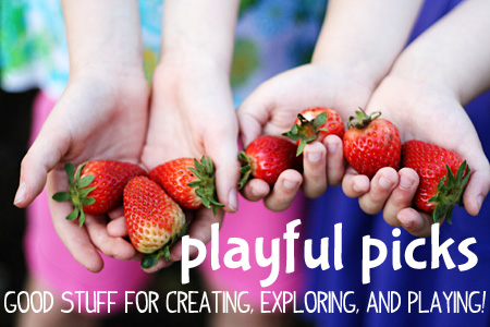 Playful Picks from Let's Explore