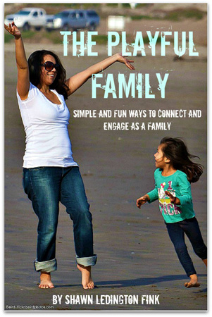 {Review} The Playful Family ebook | Let's Explore
