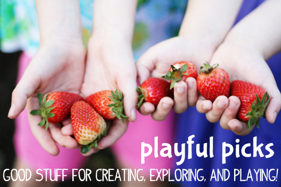 Playful Picks at Let's Explore