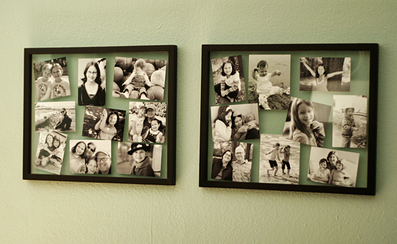 Displaying family snapshots | Let's Explore