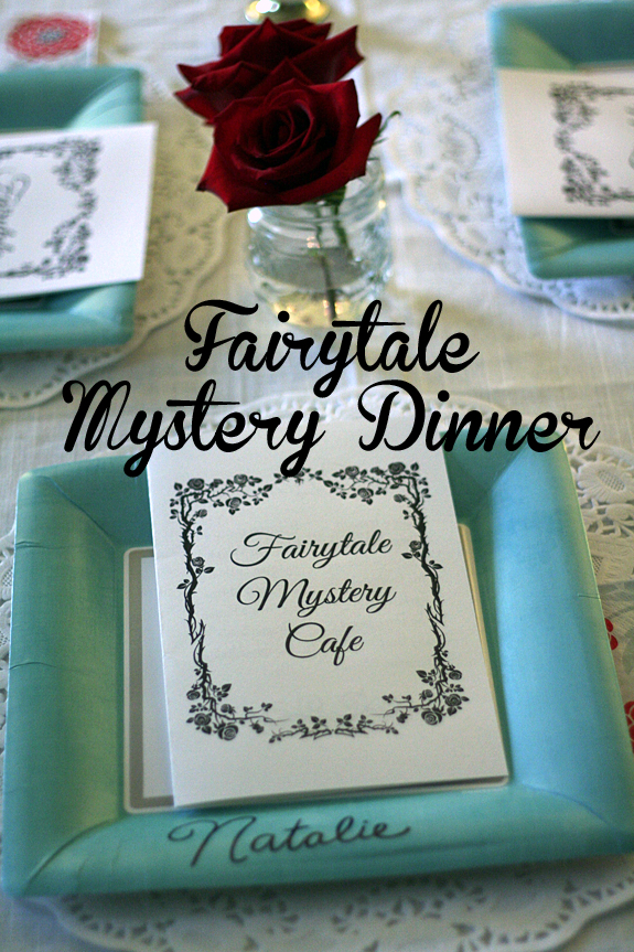 Fairytale Mystery Dinner | Let's Explore