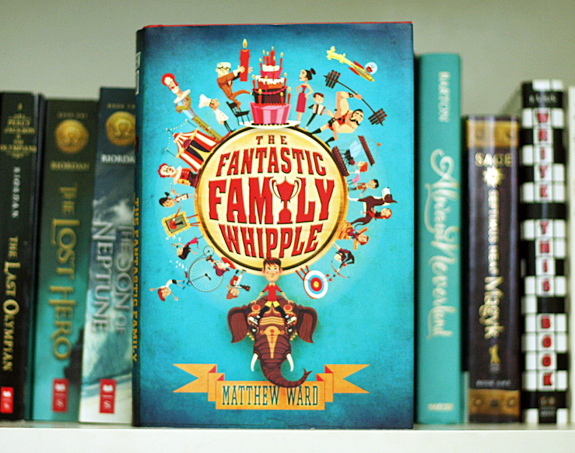 The Fantastic Family Whipple Book Review | Let's Explore